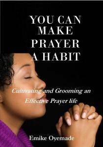 make prayer a habit